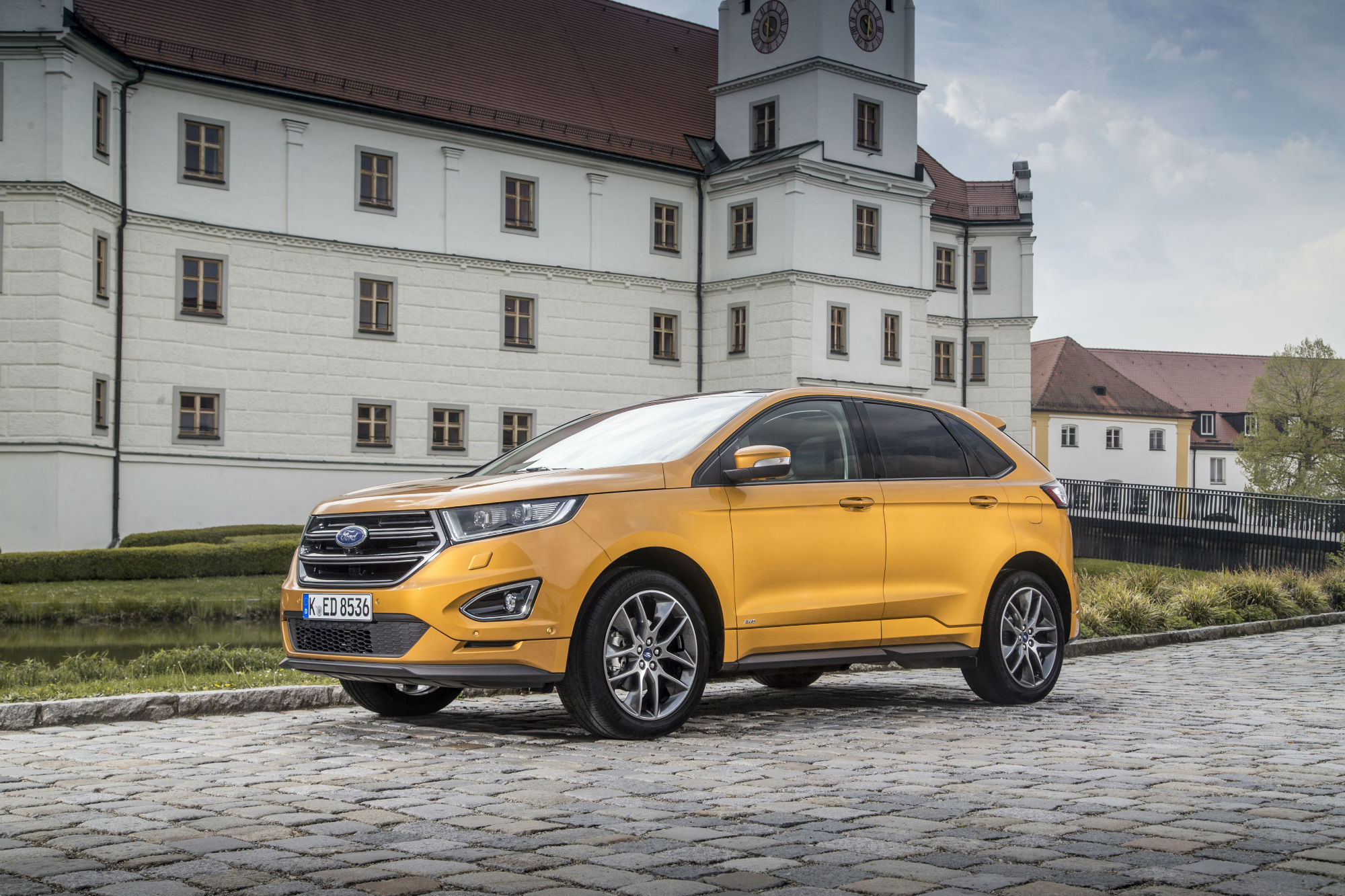 Ford Edge Suv Review