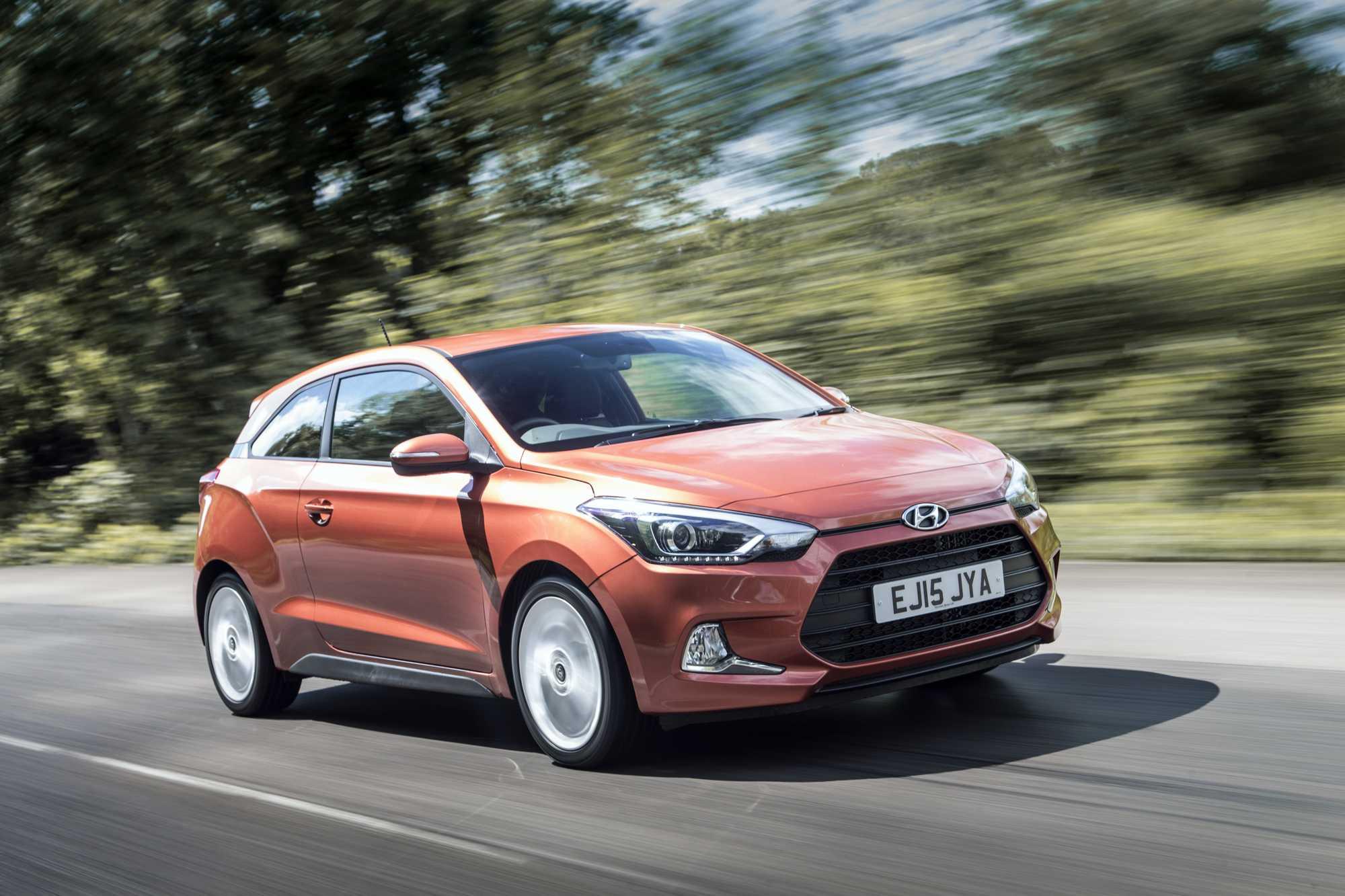 2016 Hyundai I20 Coupe 1.0 Litre Sport Nav Hatchback Review