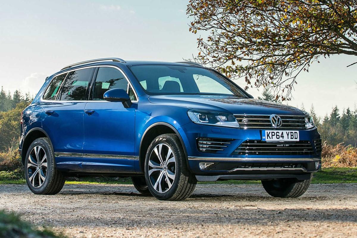 Volkswagen Touareg 4x4 Review Car Keys