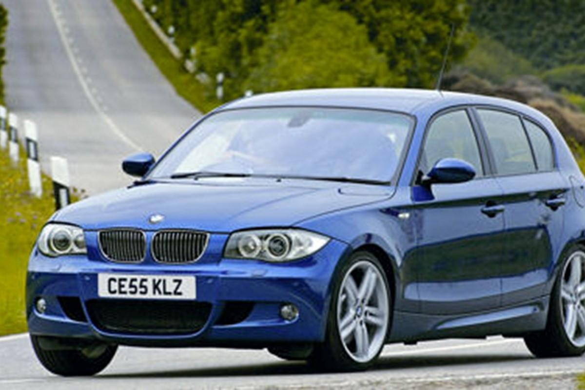 BMW 130i M Sport (2005) - Car Keys