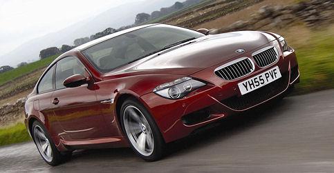 Bmw M6 Coupe 2006 Car Keys