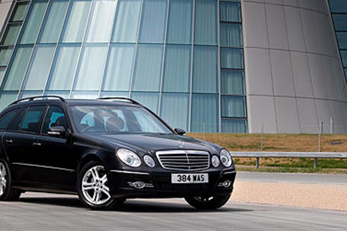 Mercedes-Benz E 320 CDI V6 Elegance Estate (2005) - Car Keys
