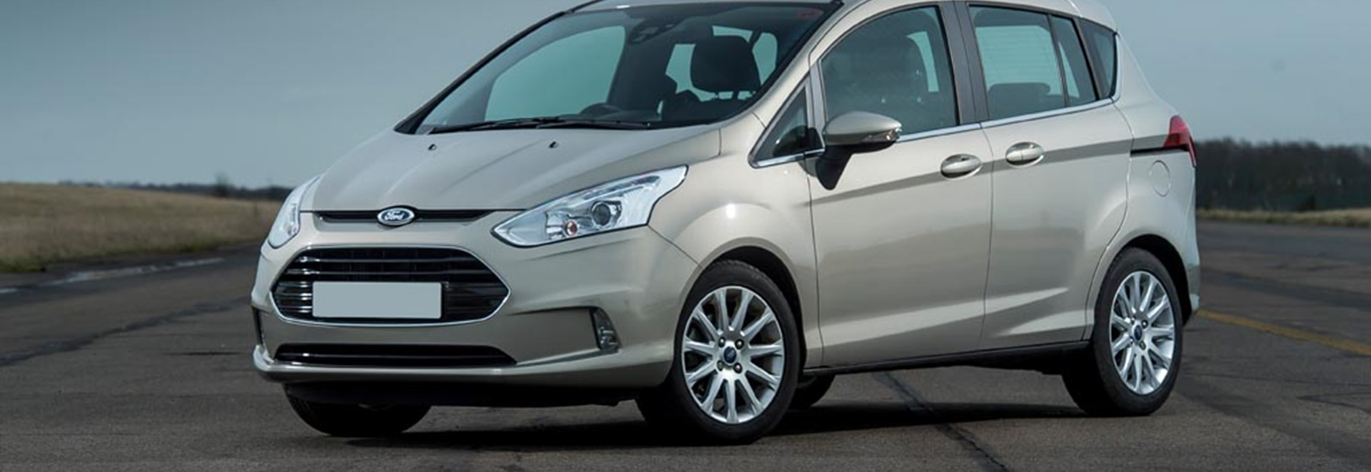 Ford B-MAX Prices