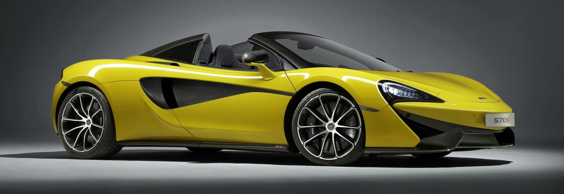 McLaren 570S Spider pricing and details unveiled