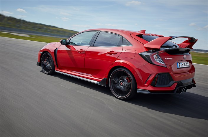 However, To Keep Up With Direct Competitors Like The Ford Focus RS,  Volkswagen Golf R And Subaru WRX STi, It Has Been Suggested That An All Wheel  Drive ...