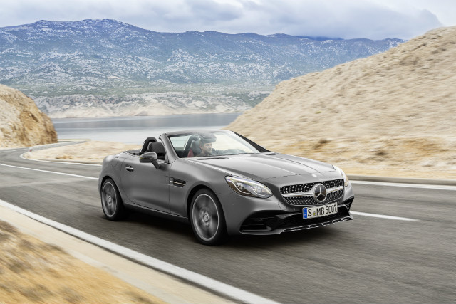 Priced From Just Over £30k, The Mercedes SLC Is A Sleek Two Seater Sports  Car Recommended To Those That Value Comfort, Refinement And Fuel Economy.