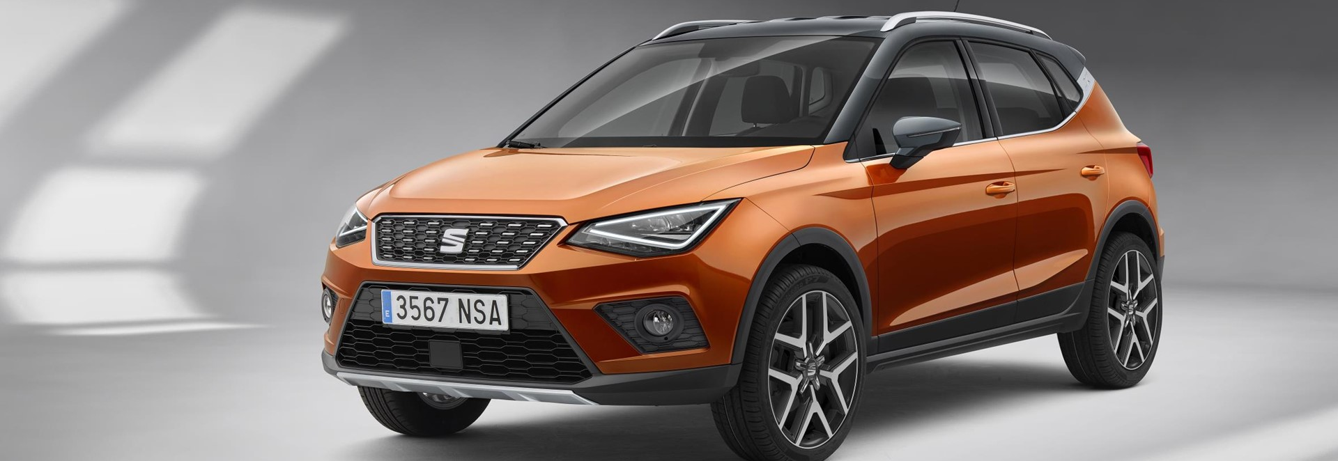 the seat arona compact suv is here car keys. Black Bedroom Furniture Sets. Home Design Ideas