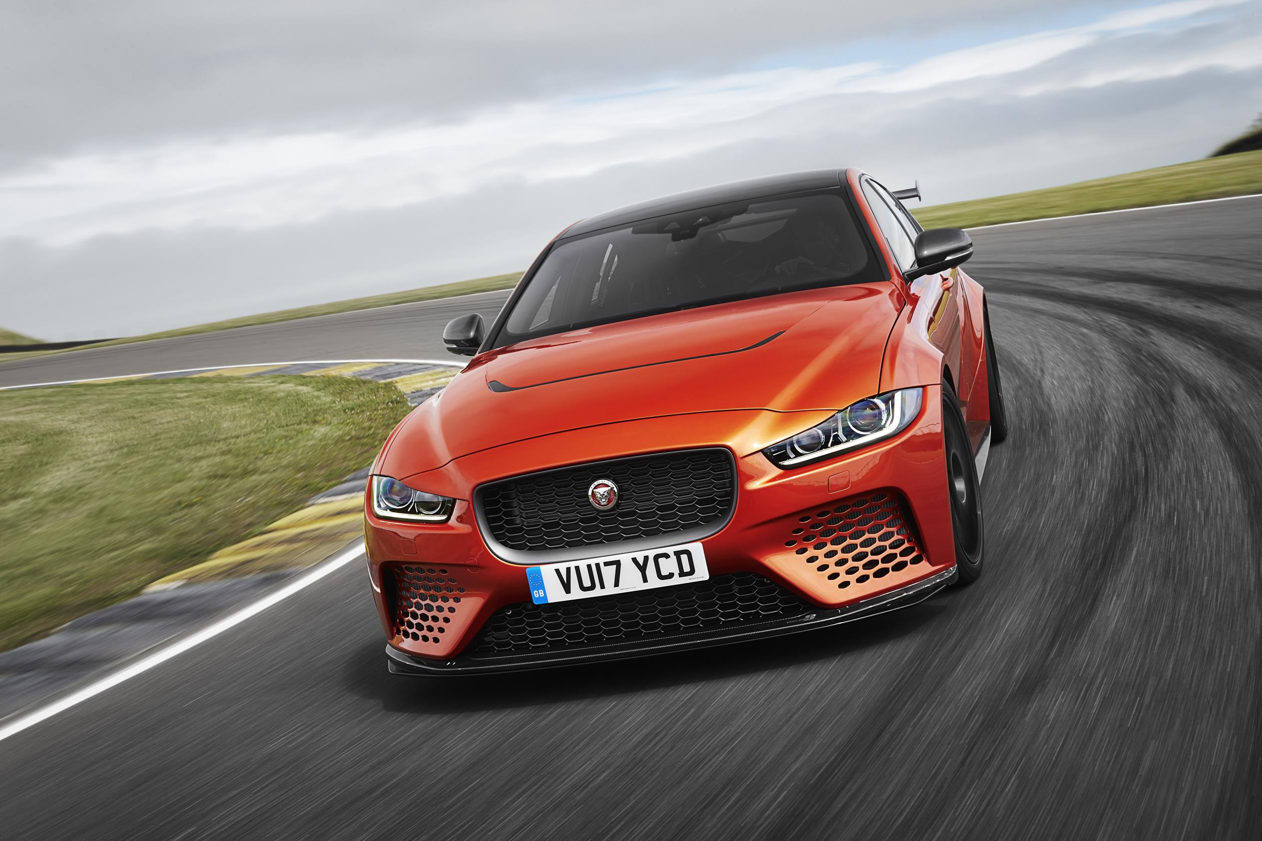 The 592HP Jaguar XE SV Project 8 Will Cost a Shocking $192200
