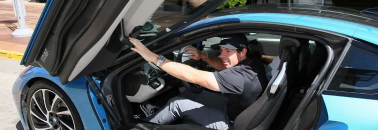 Rory Mcilroy Cars What Does The Golfing Sensation Own