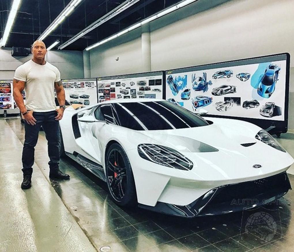 Dwayne Johnson's Cars: What does The Rock own? - Car Keys