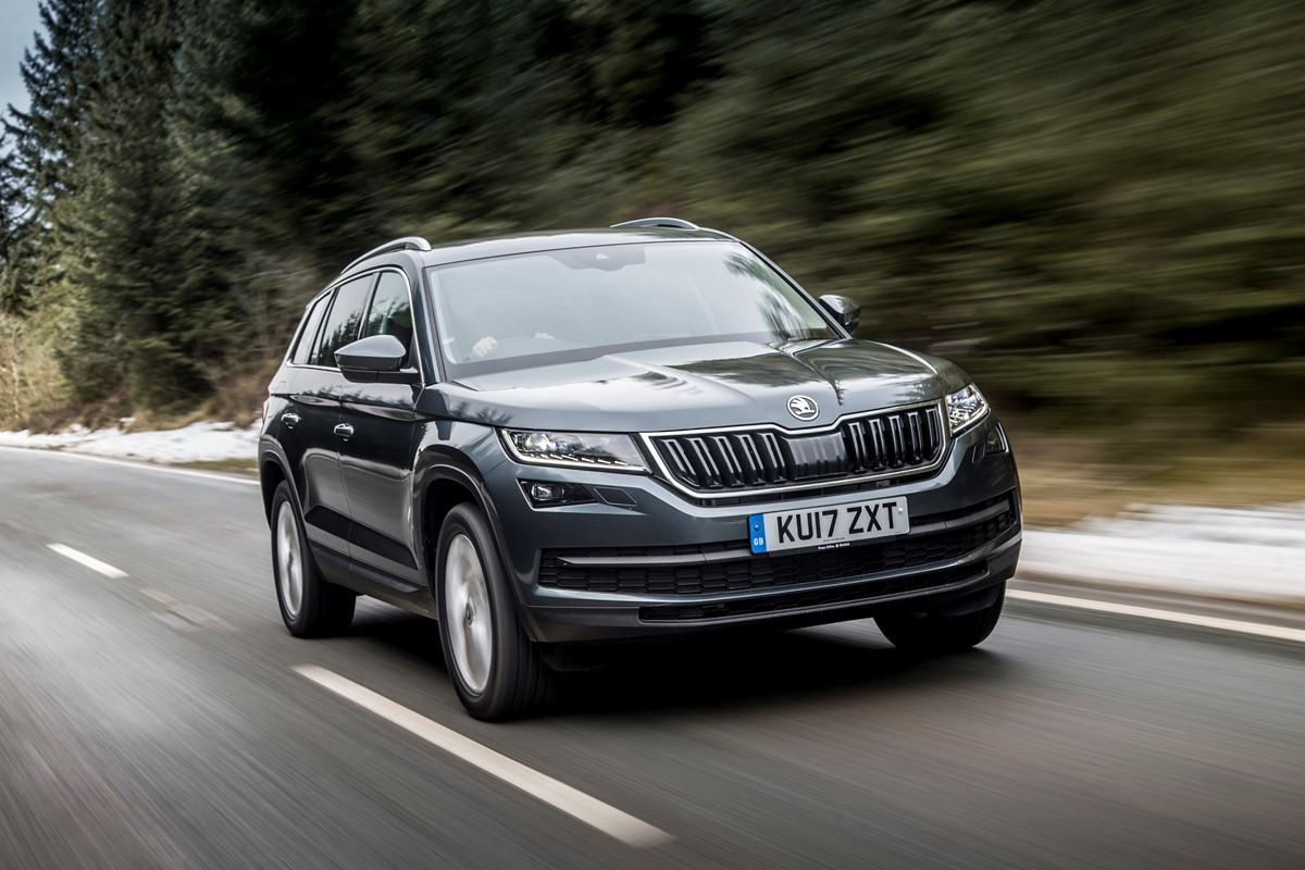 skoda kodiaq 2 0 litre tdi 148bhp 4x4 se suv review car keys. Black Bedroom Furniture Sets. Home Design Ideas