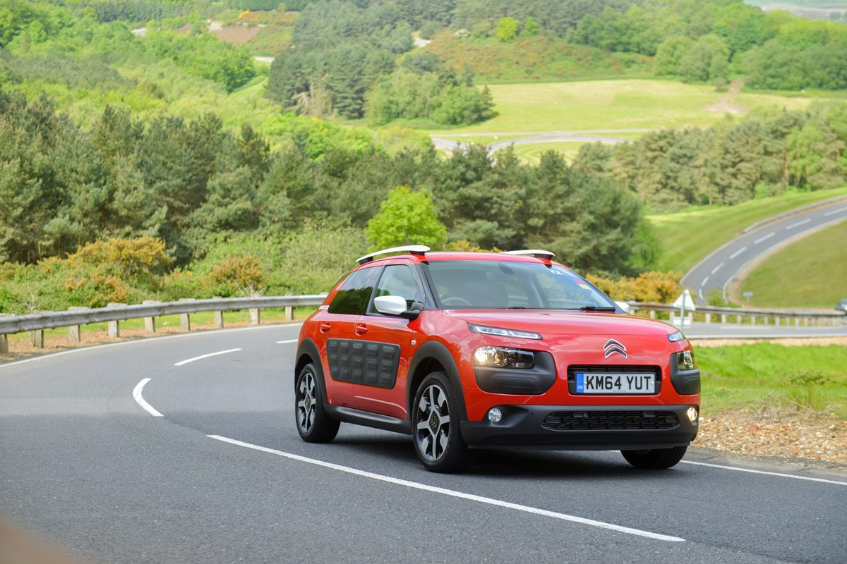 citroen c4 cactus crossover review car keys. Black Bedroom Furniture Sets. Home Design Ideas