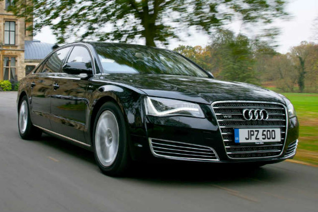 Audi A8 Best Luxury Cars: Best Luxury Cars 2017 And Top Luxury Cars To Buy