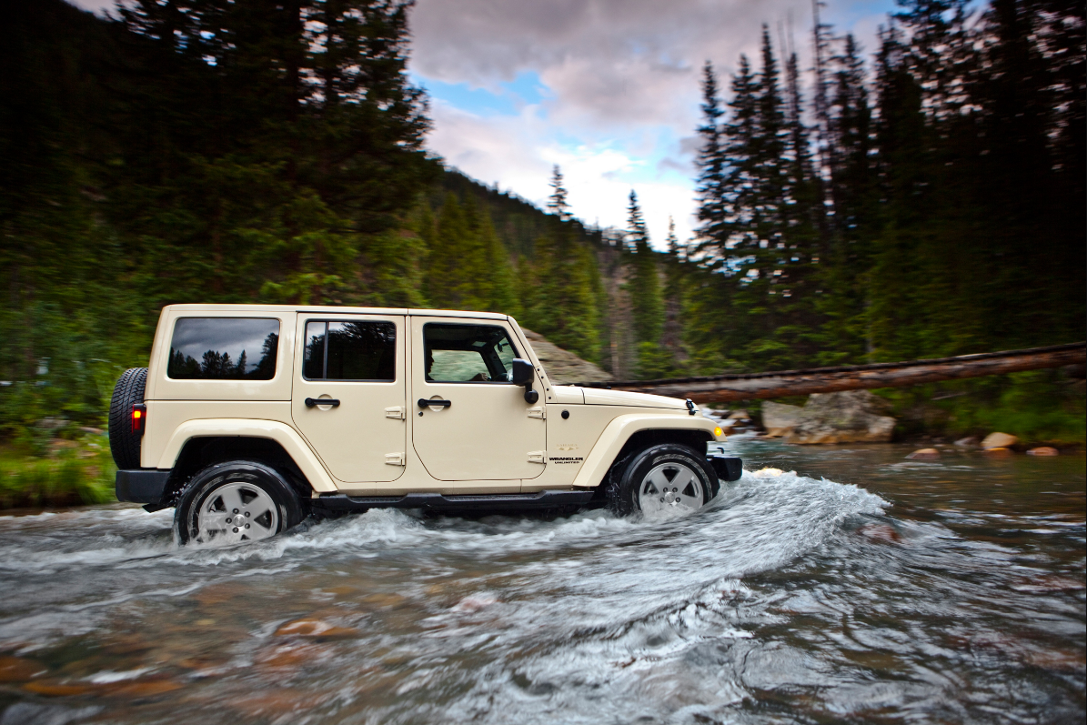 2017 Jeep Wrangler Will Have Better Fuel Economy
