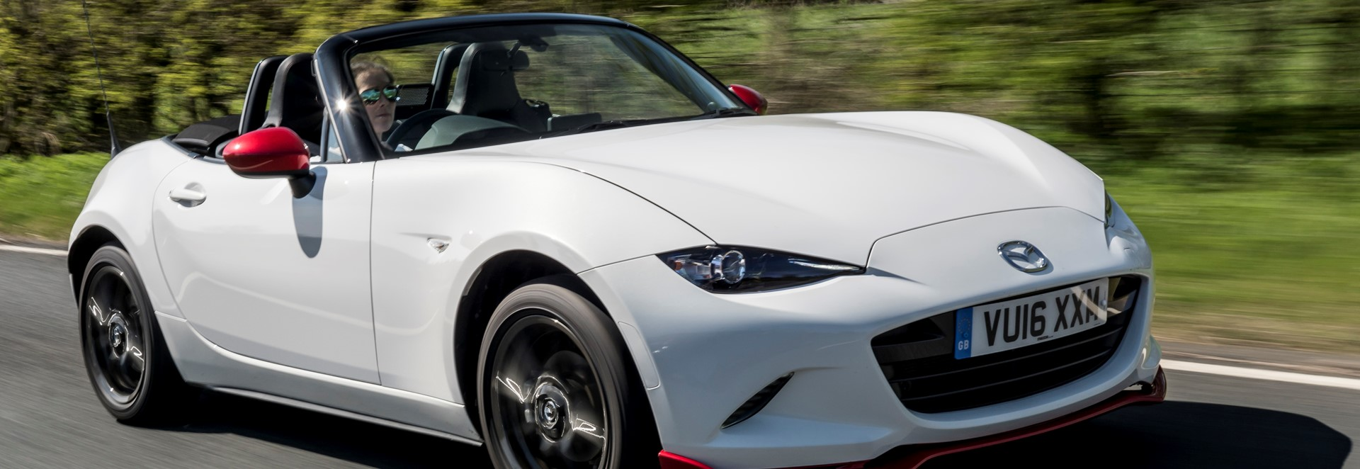 Mazda MX-5 convertible review