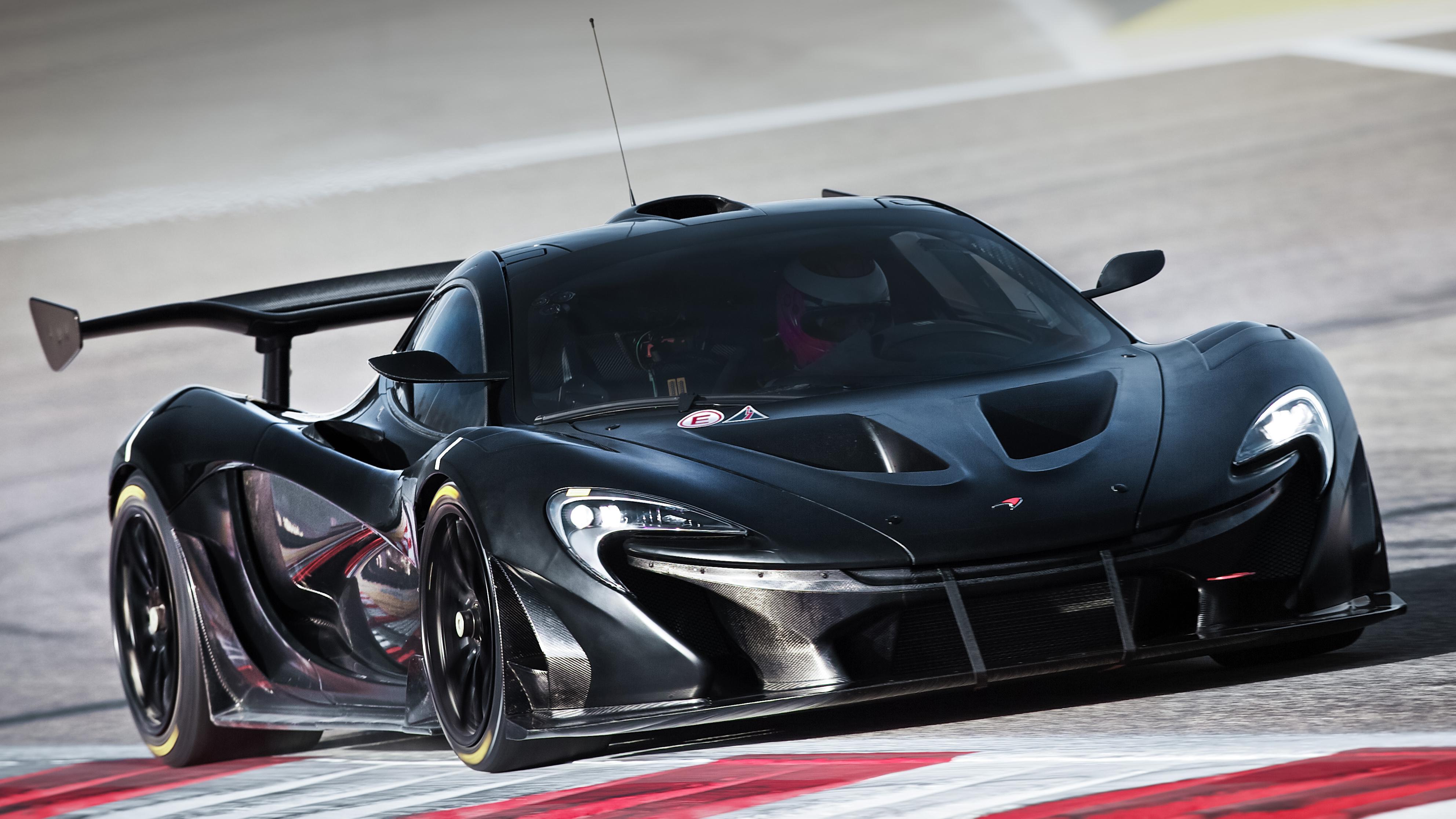 McLaren planning 'brutal' new P15 hypercar