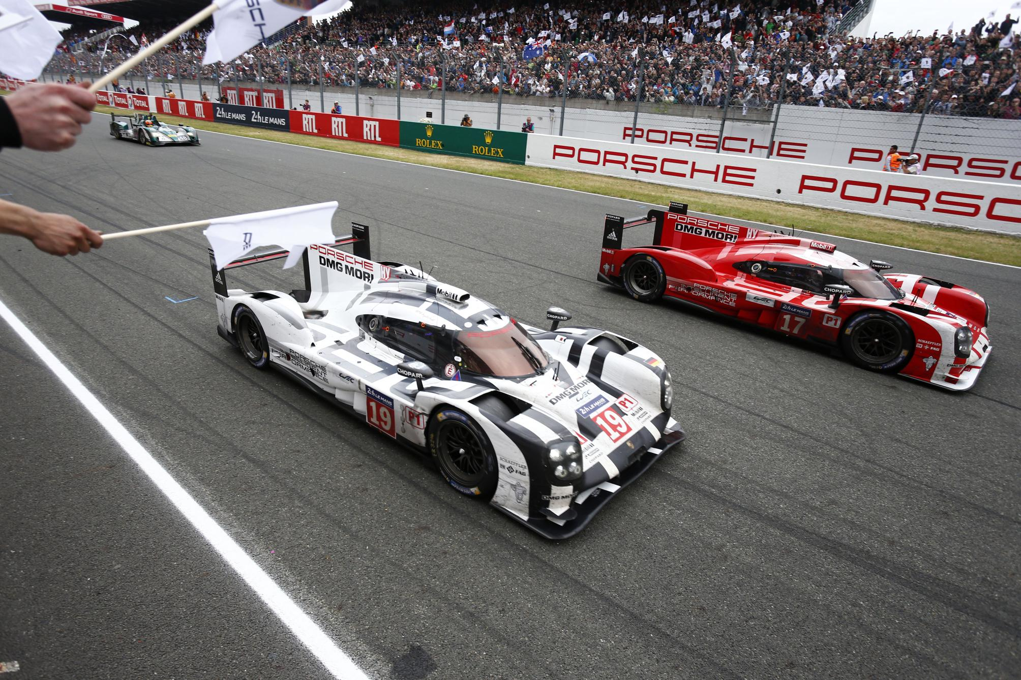 Porsche Says Goodbye to WEC and Le Mans