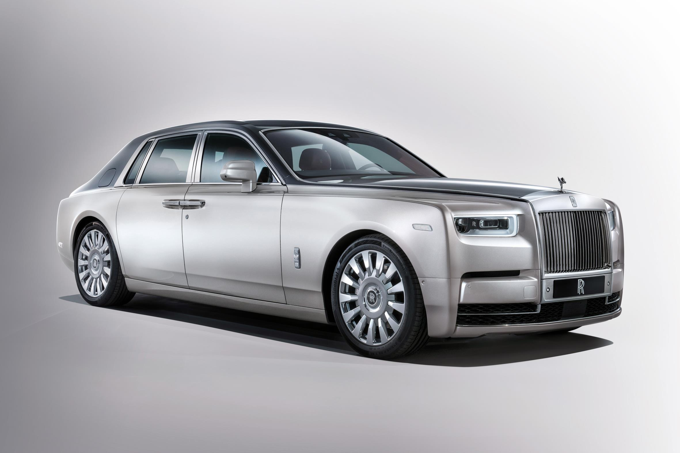 New Phantom reinvents luxury at a whole new level