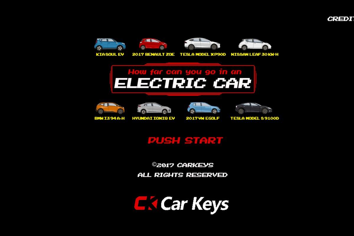 Electric Car Longest Range Uk