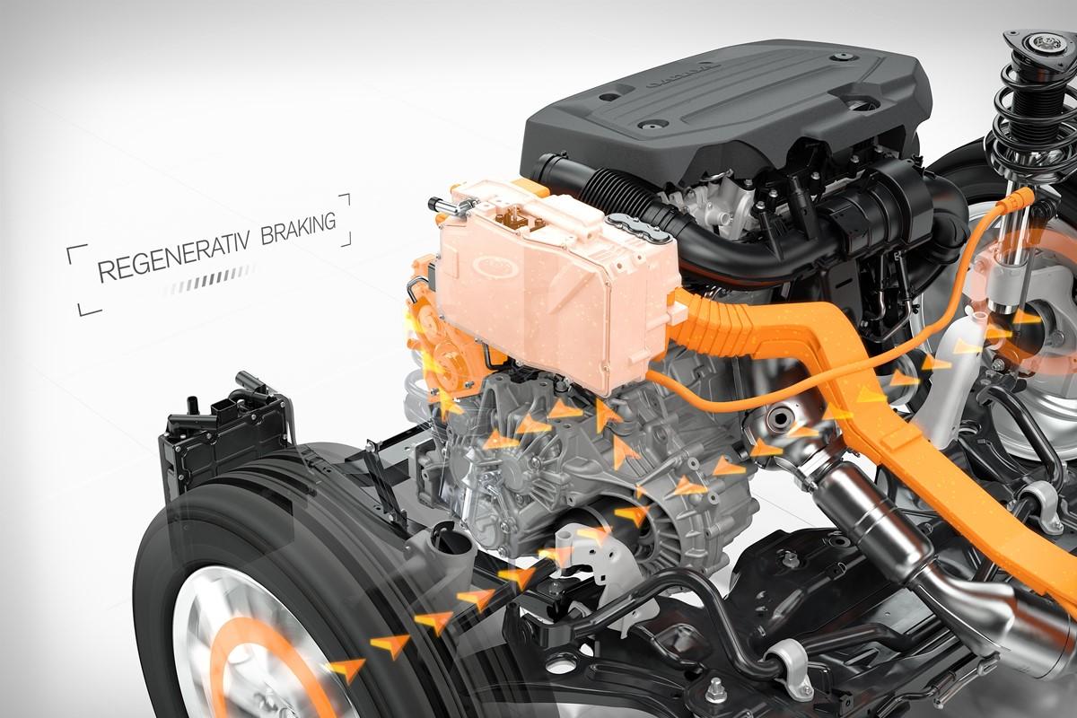 What is regenerative braking? - Car Keys