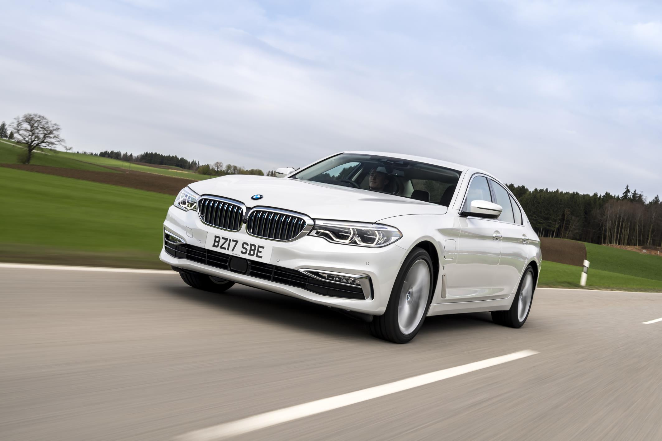 BMW Group electrified vehicle sales in 2017 top 50000