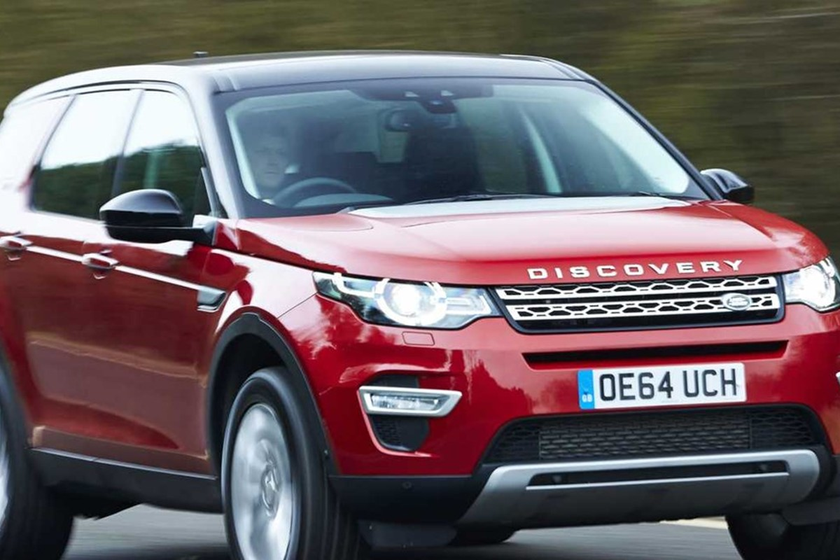 Land Rover Discovery Sport Suv Review Car Keys