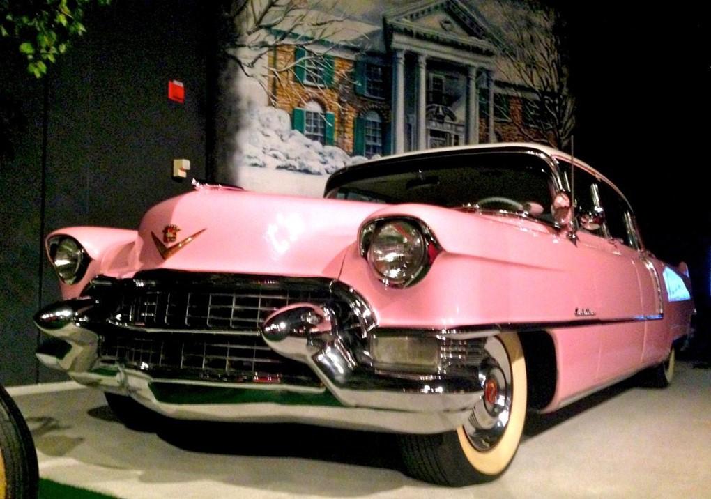Elvis Presley's Cars - Car Keys