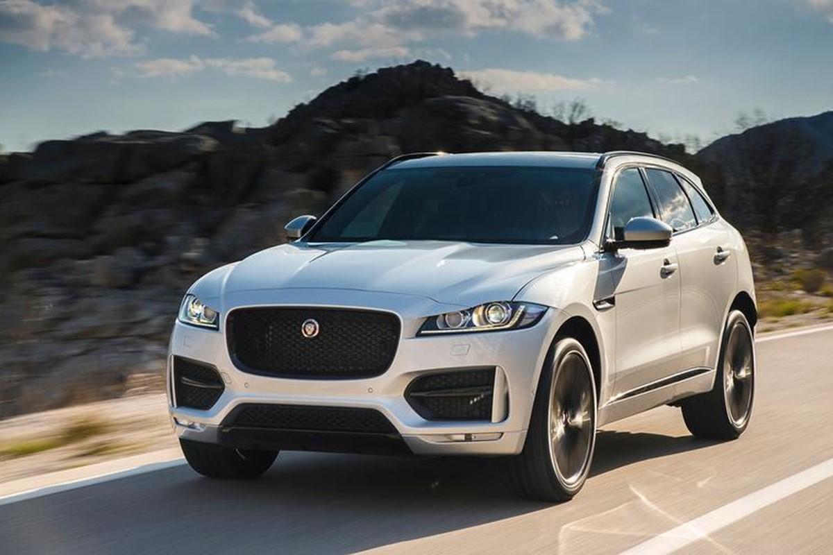 jaguar f pace s 3 0 v6 diesel awd suv review car keys. Black Bedroom Furniture Sets. Home Design Ideas