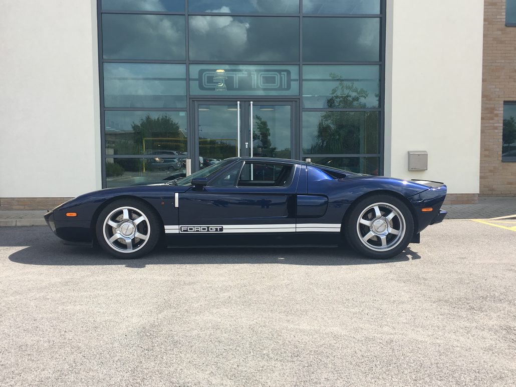 Jeremy Clarksons Ford Gt Is Up For Sale