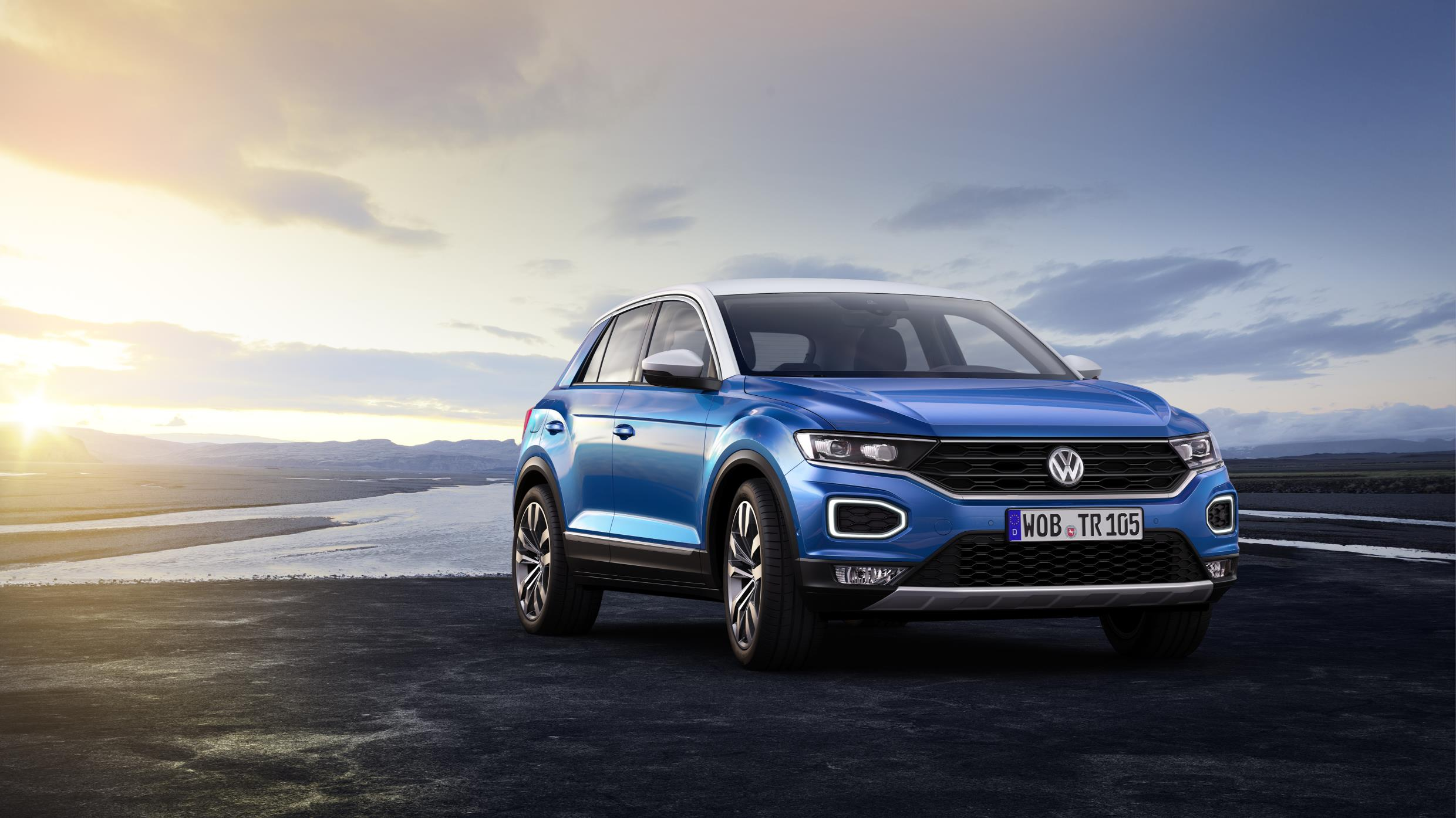 Roc world premiere highlights VW's fourth SUV, and it looks good