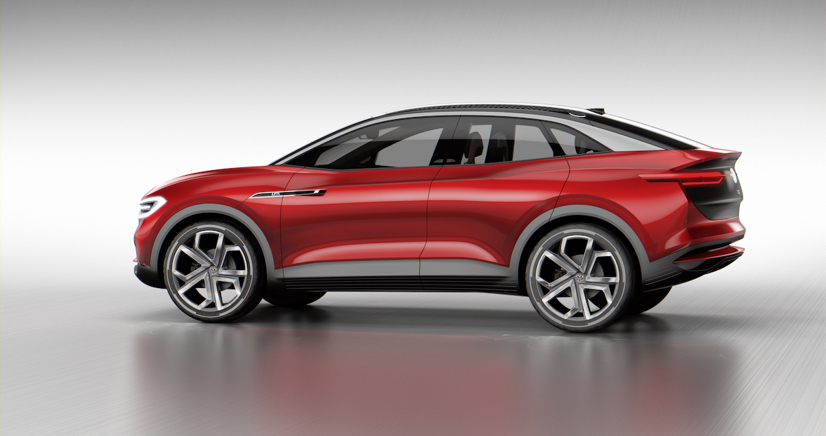 ID Crozz is VW's electric SUV