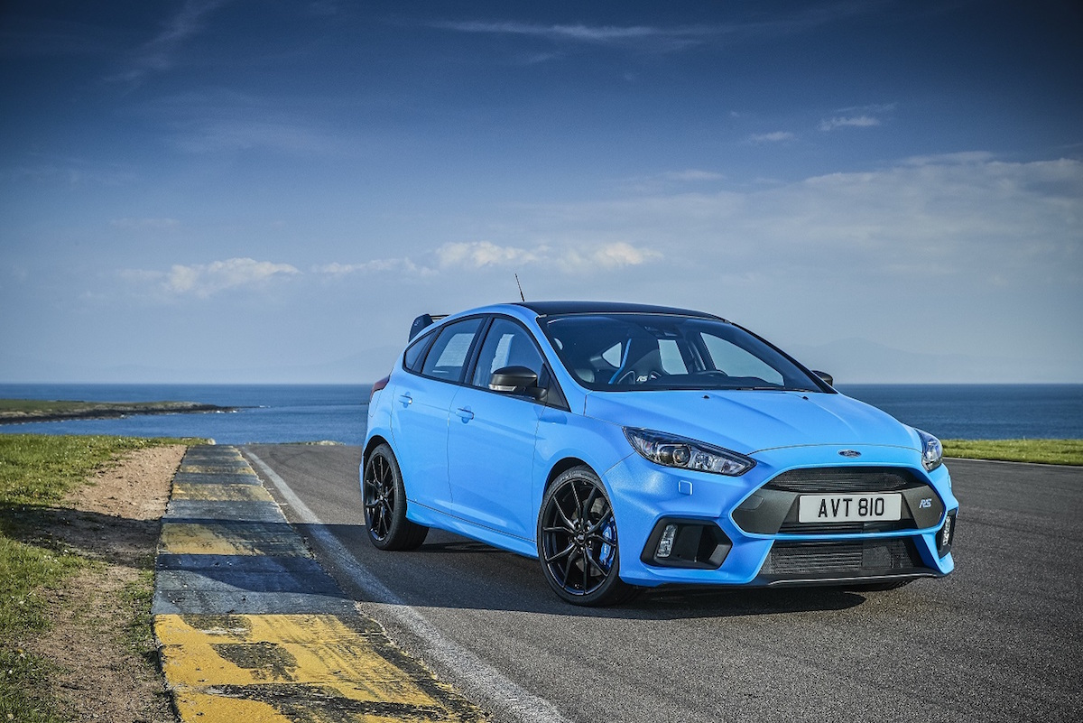 Ford introduces Focus RS Edition