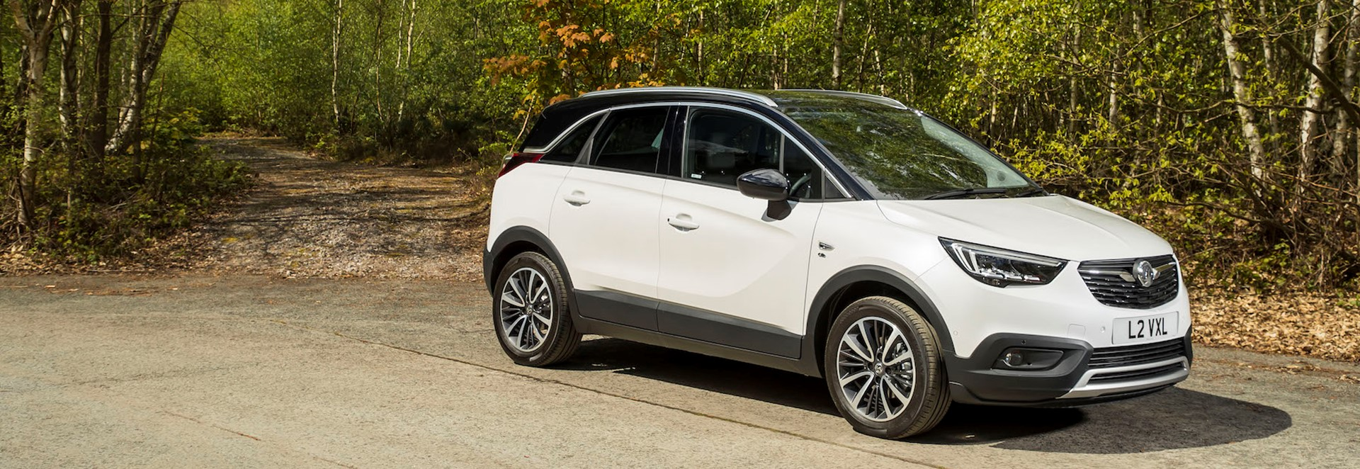 2017 Vauxhall Crossland X small crossover review