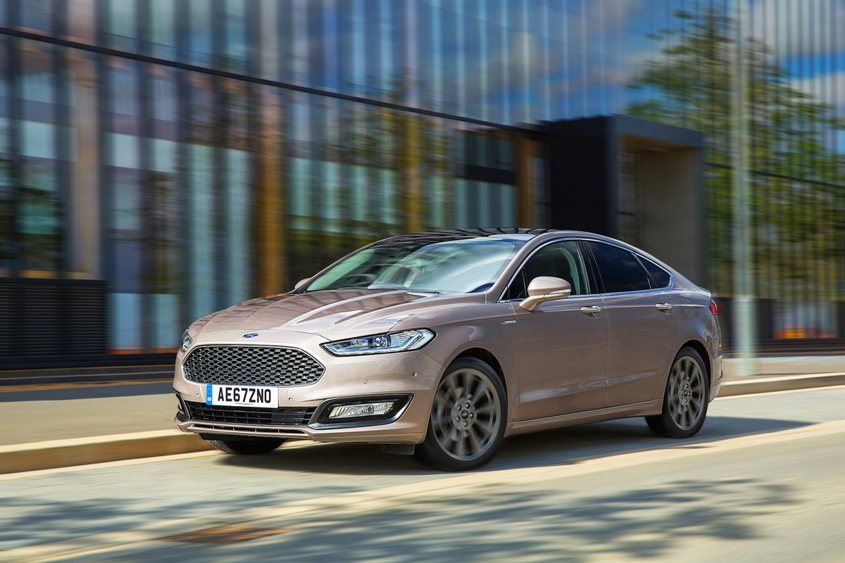 2018 ford mondeo range sees prices cut by up to 3000. Black Bedroom Furniture Sets. Home Design Ideas
