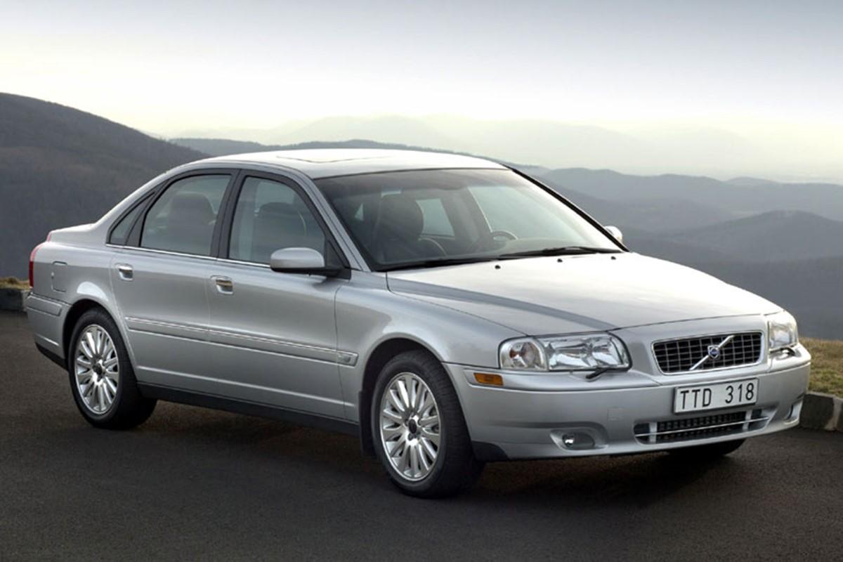 Volvo S80 D5 S (2004) - Car Keys