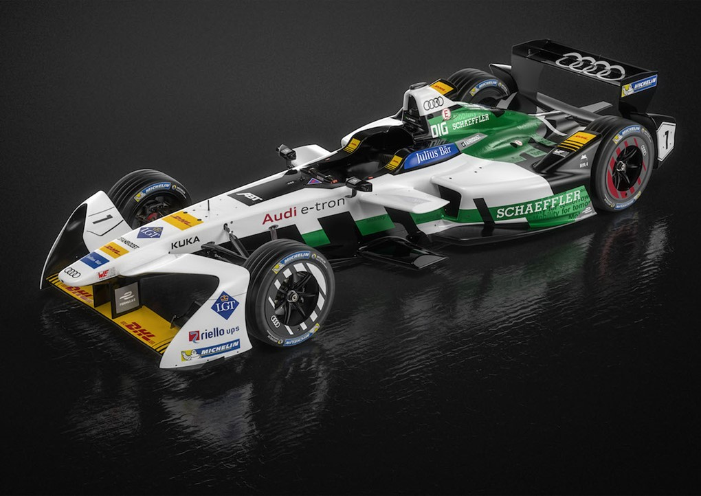 2018 audi electric car. perfect electric 2018 audi sport abt schaeffler etron fe04 formula e intended audi electric car c