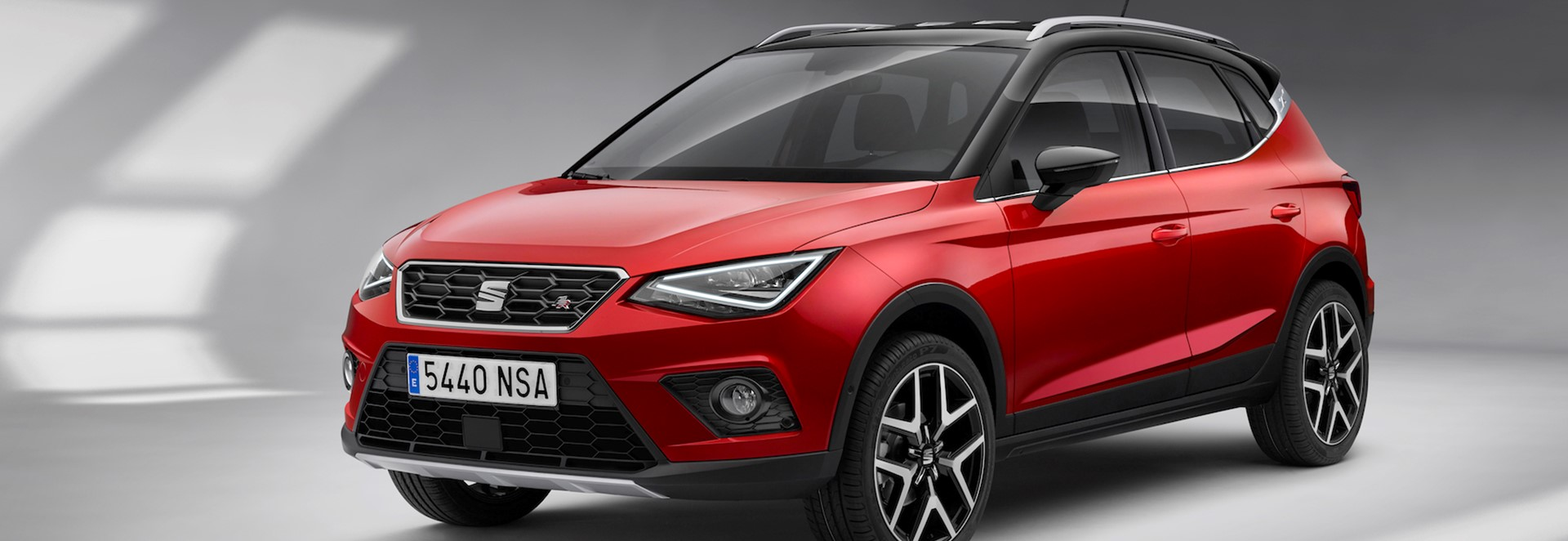 Seat reveals prices and trims for Arona SUV