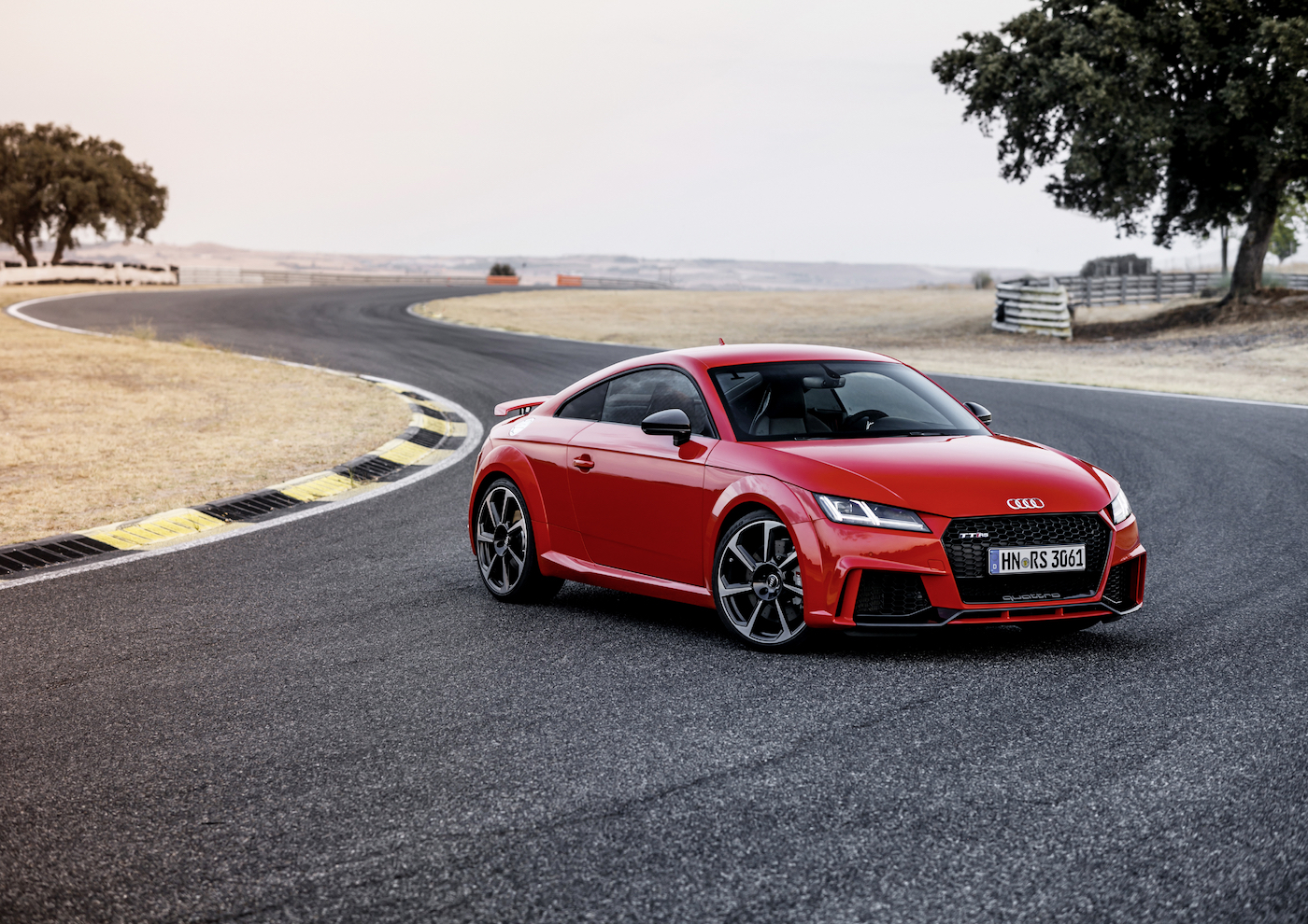 2016 Audi TT RS Coupe Sports Car