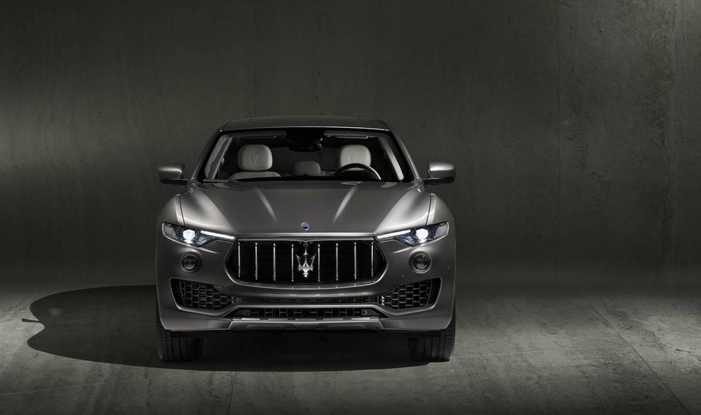 2018 Maserati Levante sports SUV