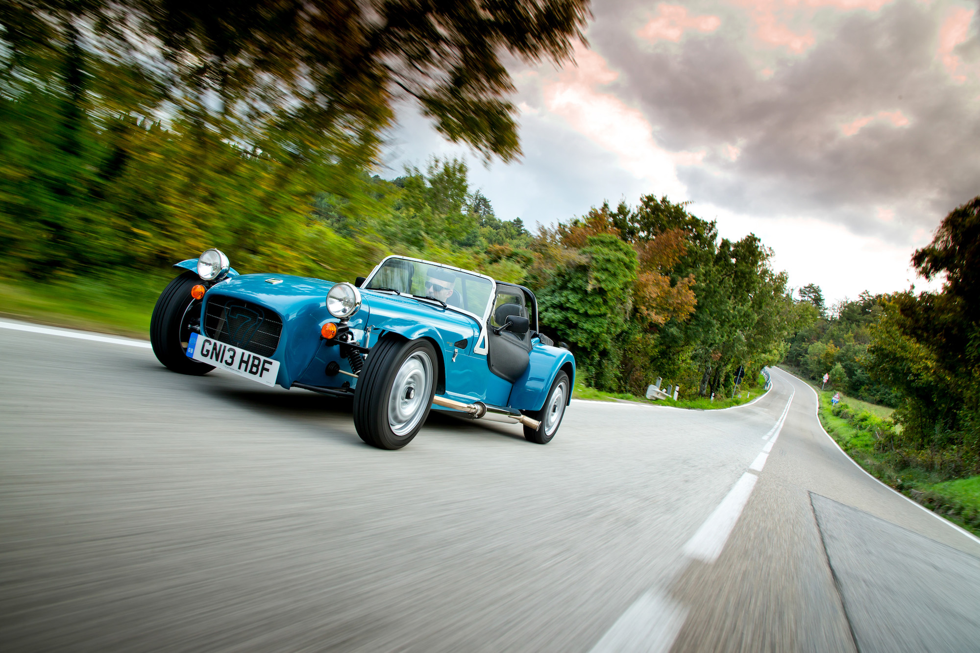 2014 Caterham Seven 160 Sports Car