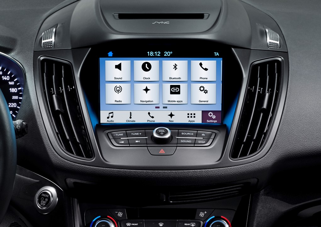 What Is Ford Sync Car Keys