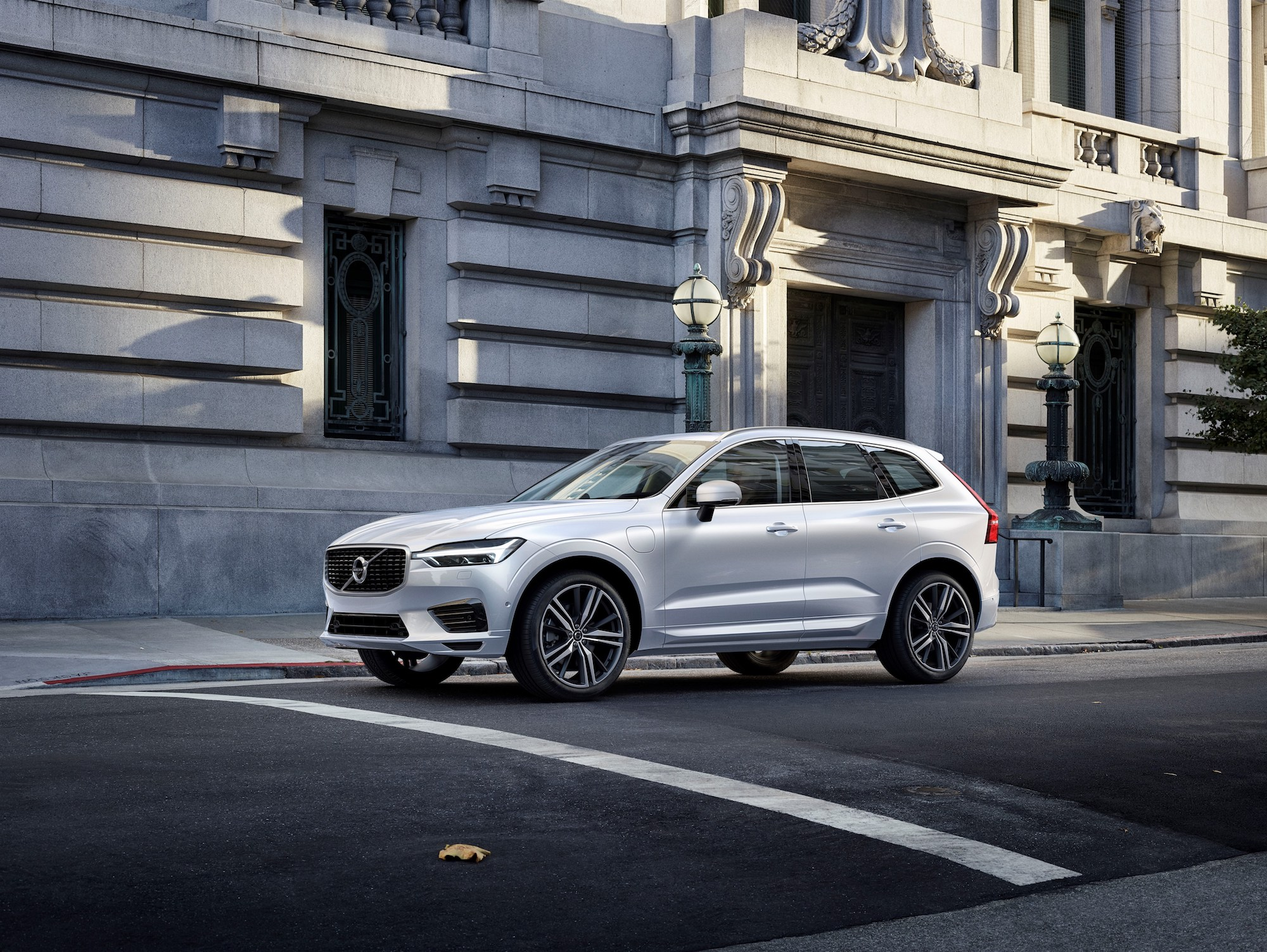 Volvo XC60 tops 2017 Euro NCAP tests