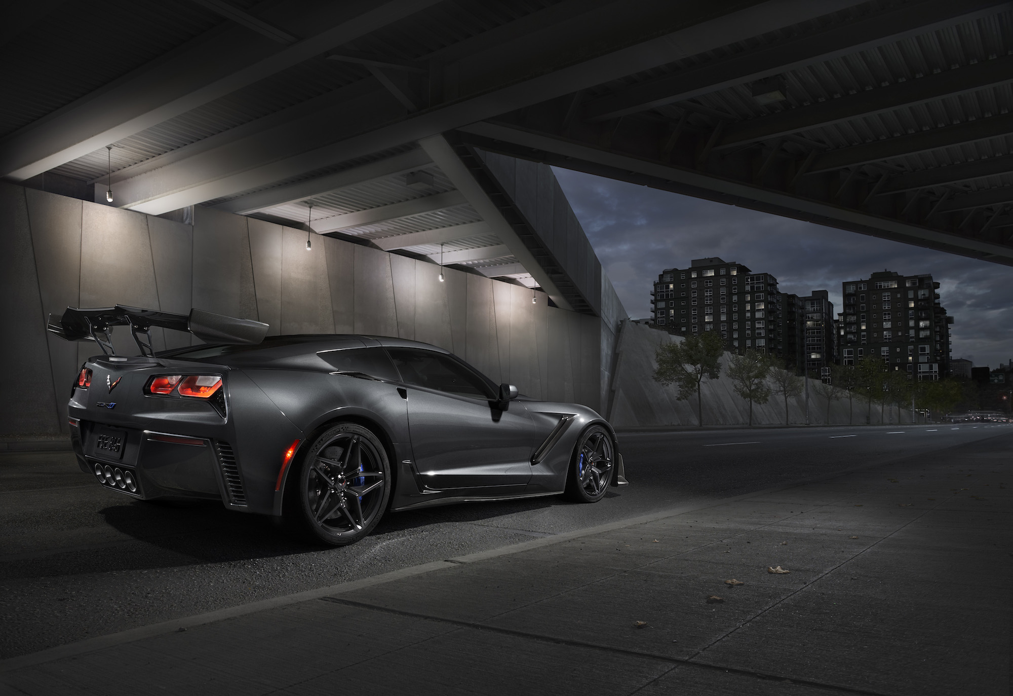 Chevy Is Aiming for a Sub-Seven Minute Corvette ZR1 Nürburgring Lap