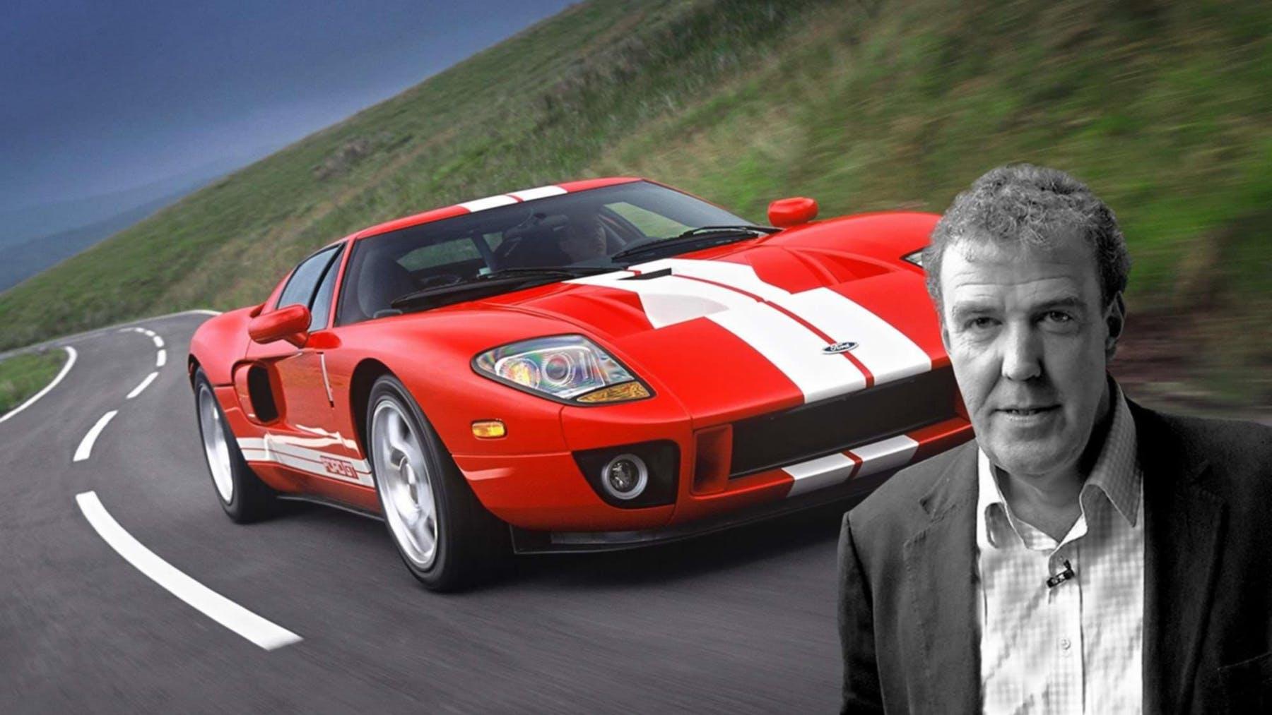 Jeremy Clarksons Cars