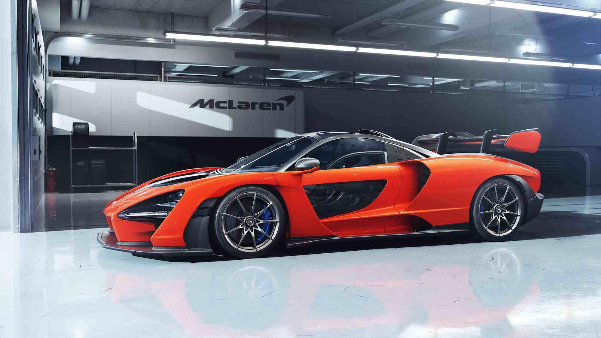 McLaren reveals 'ultimate' Senna supercar with 789bhp