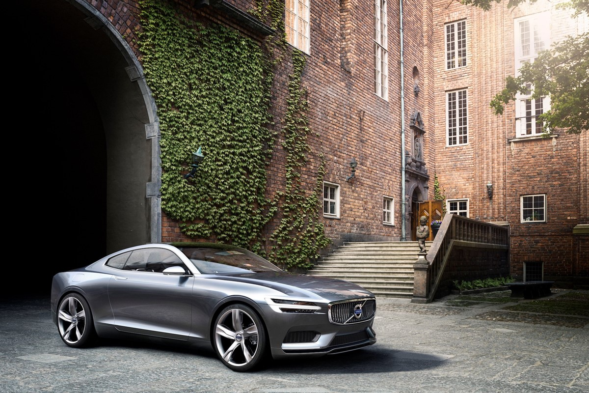 All you need to know about the new Volvo S90 Coupe - Car Keys