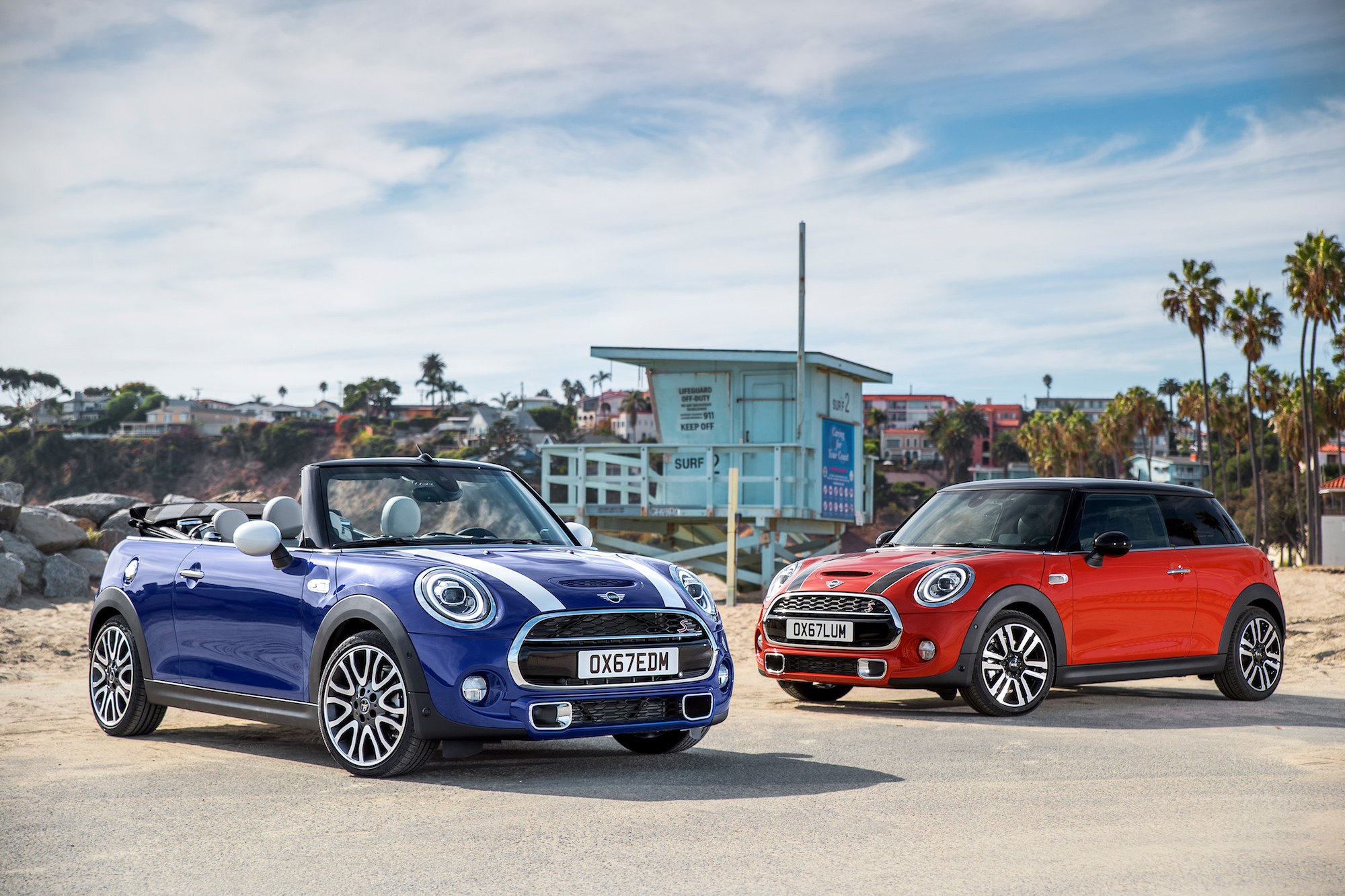 Mini Convertible: Official Specs and Photos