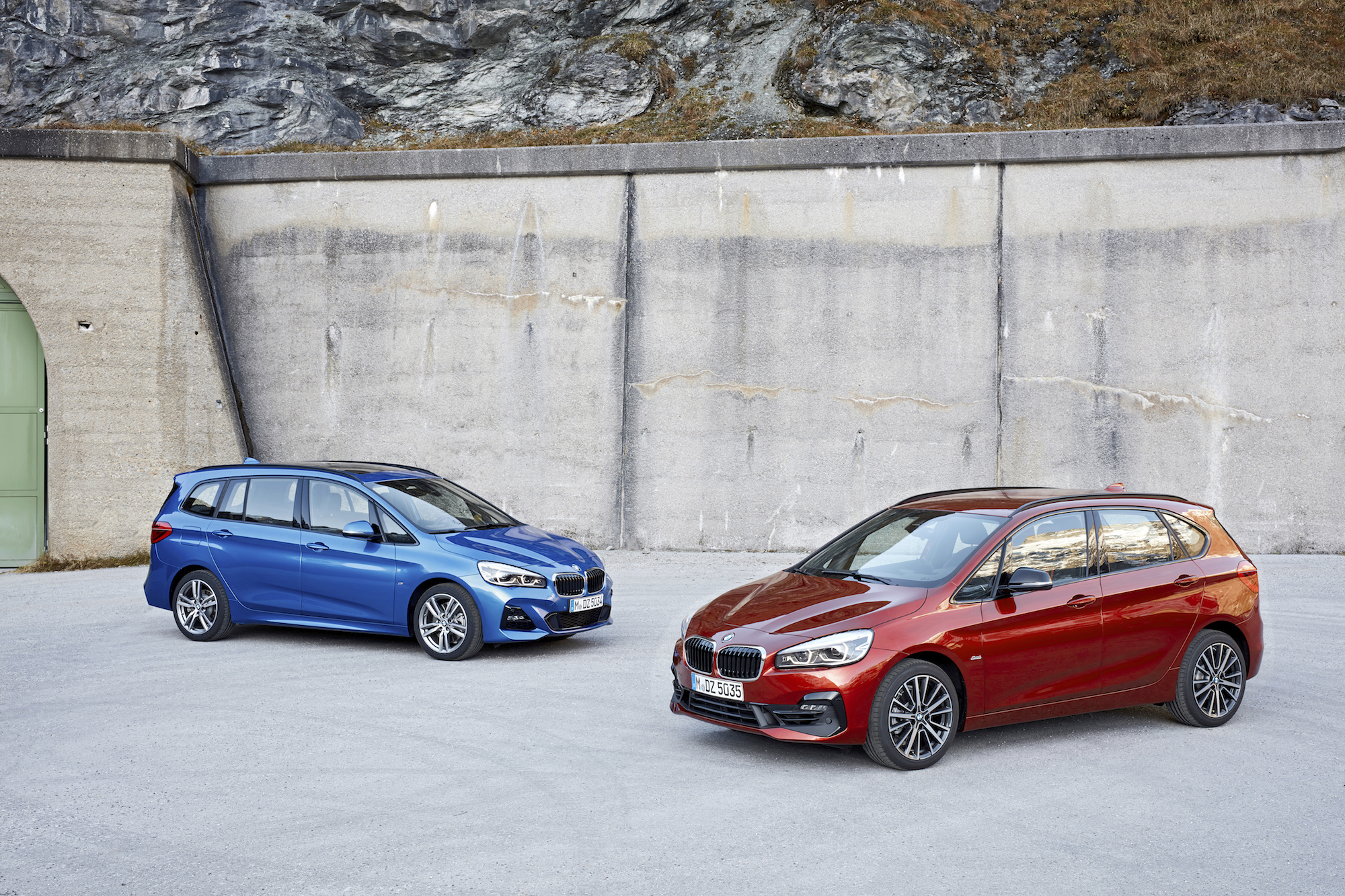 New year, new(ish) face: BMW 2 Series Active and Gran Tourer updated