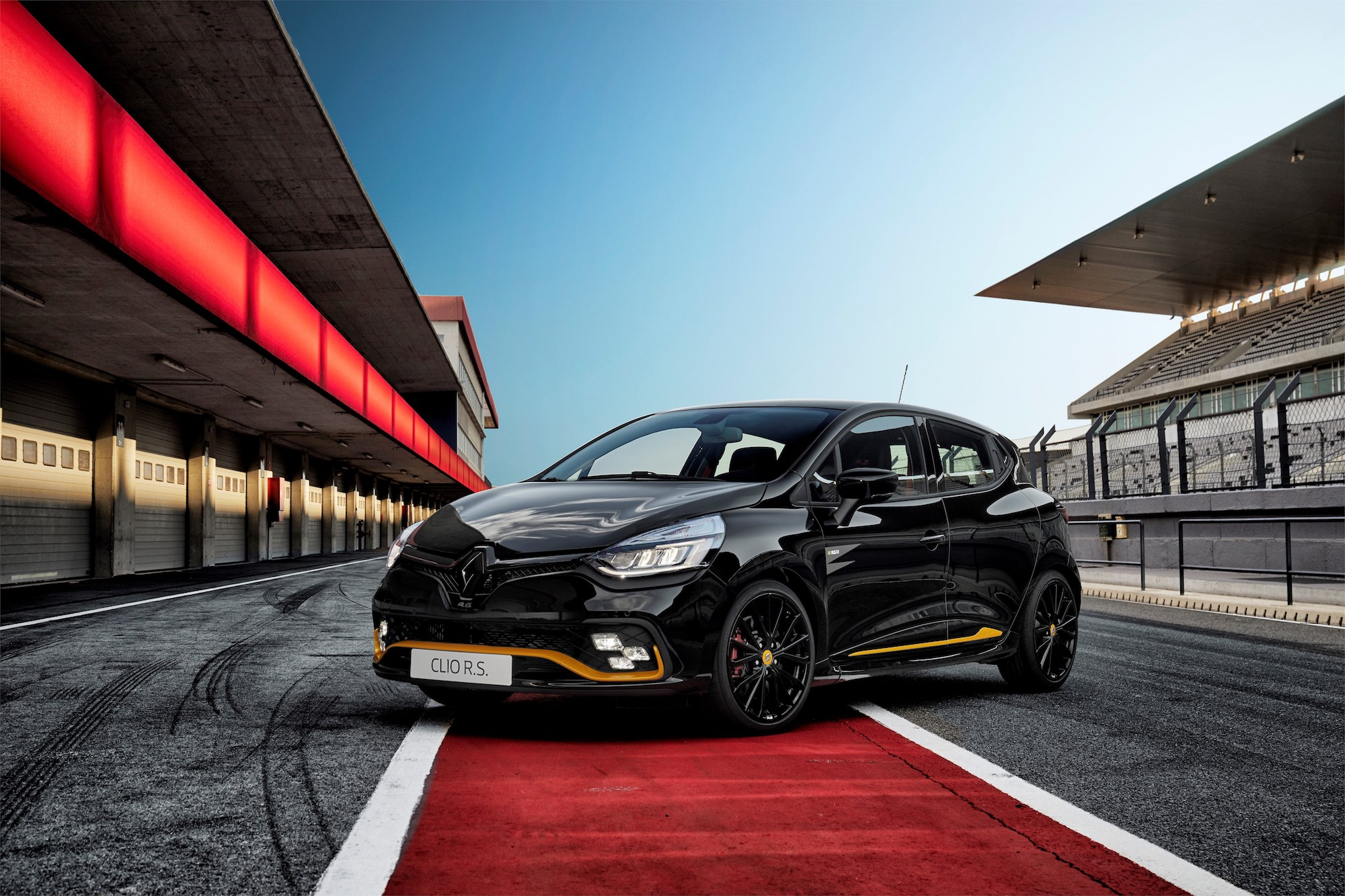 Renault says new Clio RS 18 has