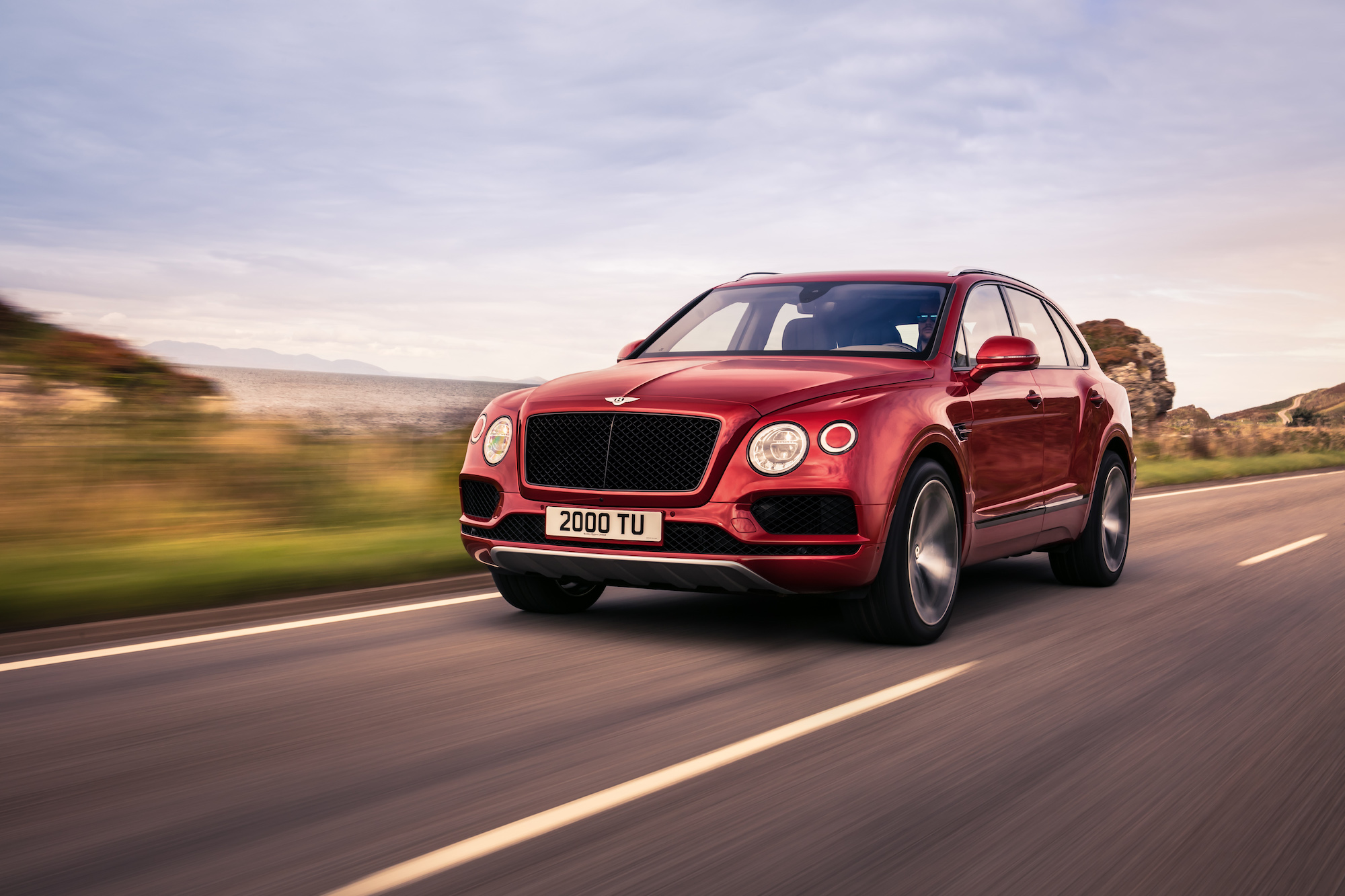 Bentley introduces V8 engine to Bentayga line-up